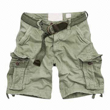 Mens-cargo-short-pants